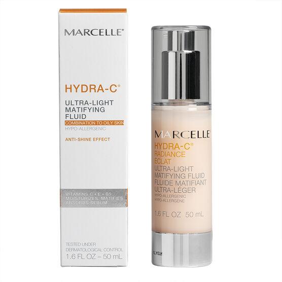 Marcelle Hydra-C Ultra-Light Matifying Fluid - 50ml