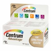Centrum Advantage Muiltivitamin Mineral Supplement - 100's
