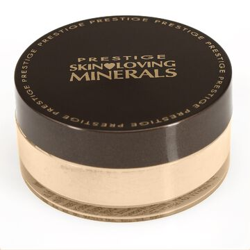 Prestige Gentle Finish Mineral Loose Powder Foundation - Fair