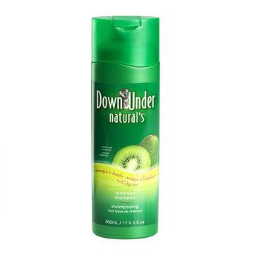 Down Under Natural's Kiwi Shampoo - 500ml