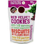 Hidden Garden Gluten Free Cookies - Red Velvet Bites - 150g