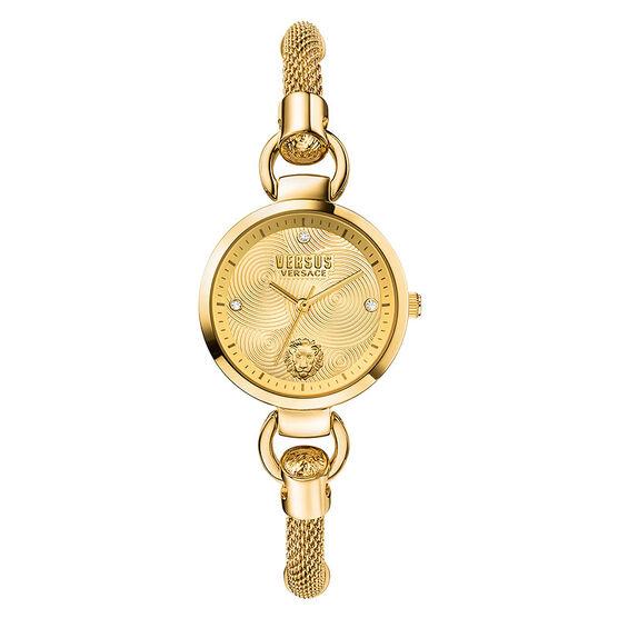 Versace Versus Roslyn Ladies Watch - Gold - S63030016