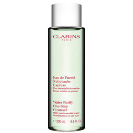 Clarins Water Purify One-Step Cleanser with Mint Essential Water - 200ml