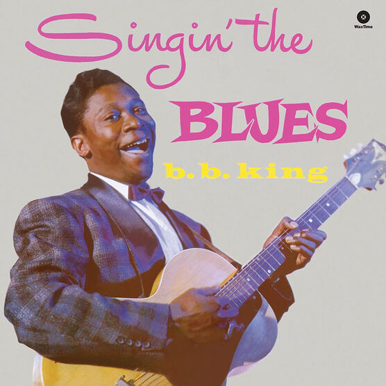 B.B. King - Singin' The Blues - Vinyl