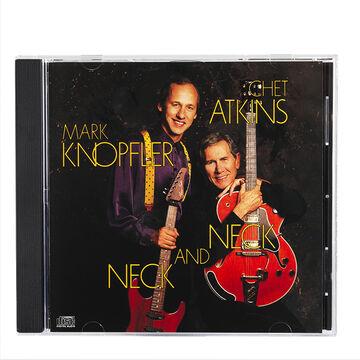Mark Knopfler - Neck and Neck - CD
