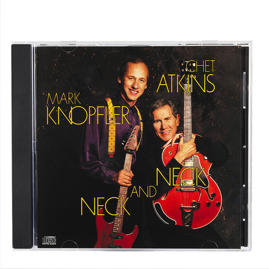 Mark Knopfler - Neck and Neck - CD
