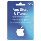 iTunes Card - $25