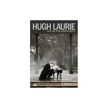 Hugh Laurie - Live on the Queen Mary - DVD