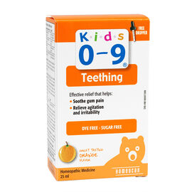 Homeocan Kids 0-9 Teething Oral Solution - Orange - 25ml