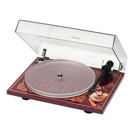 Pro-Ject Essential III George Harrison Turntable - Maroon - PJ71657529