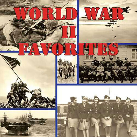 World War II Favorites - Various Artistis - CD
