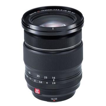 Fuji XF16-55 F2.8 R LM WR - Black - 600015321