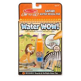 Melissa & Doug Safari Water Reveal Pad