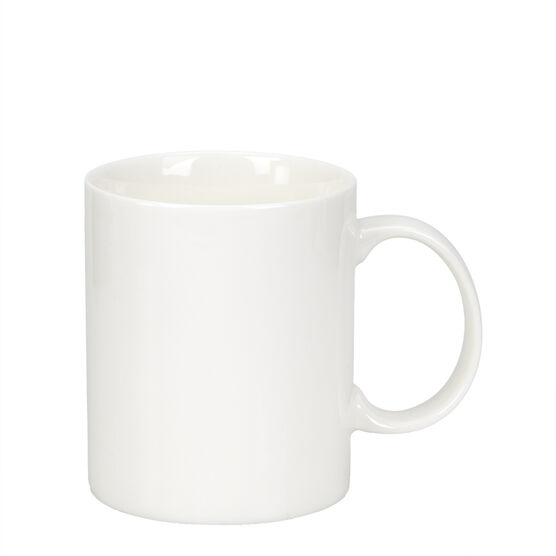London Drugs Porcelain Mug - White - 12oz