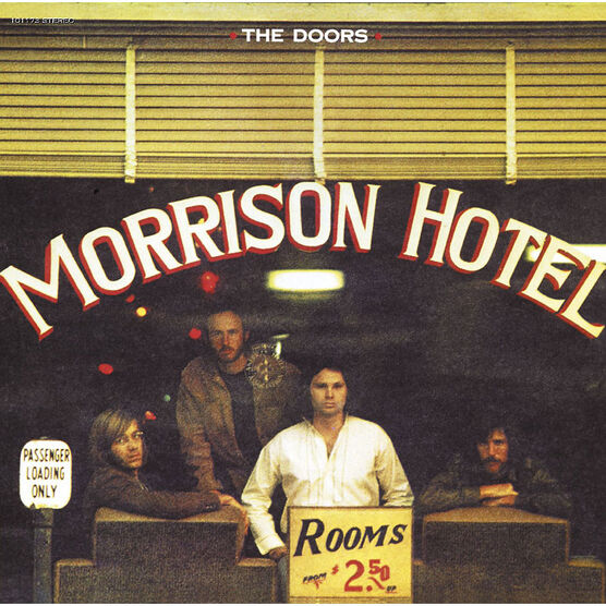 The Doors - Morrison Hotel - CD