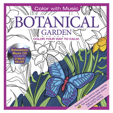 Color with Music - Botanical Garden