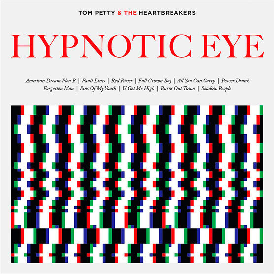 Tom Petty and the Heartbreakers - Hypnotic Eye - CD
