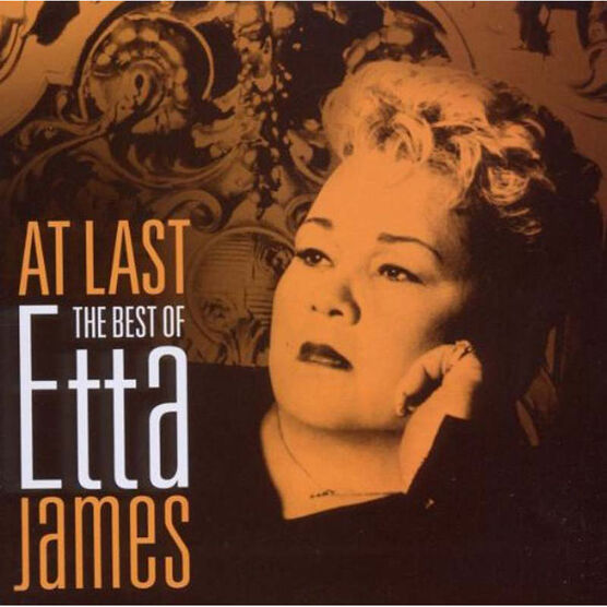 Etta James - At Last: The Best of Etta James - CD