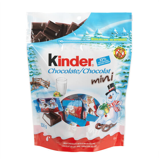 Kinder Chocolate Minis - 150g