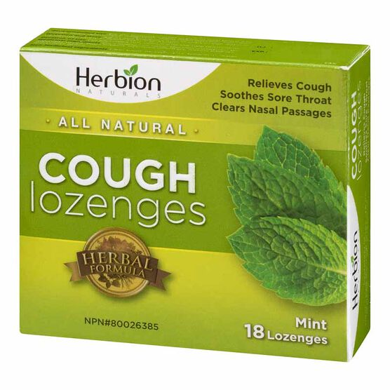 Throat lozenges vs cough drops