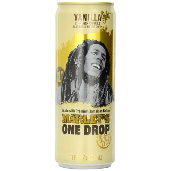 Marley's One Drop Coffee Drink - Vanilla - 325ml