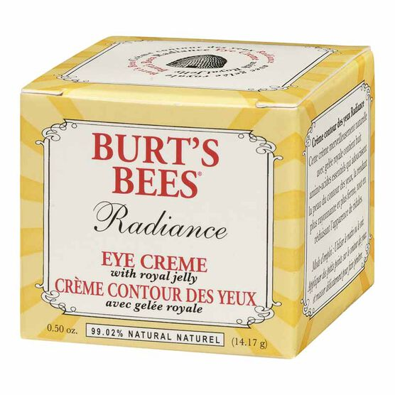 Burt's Bees Radiance Eye Creme with Royal Jelly - 14.g