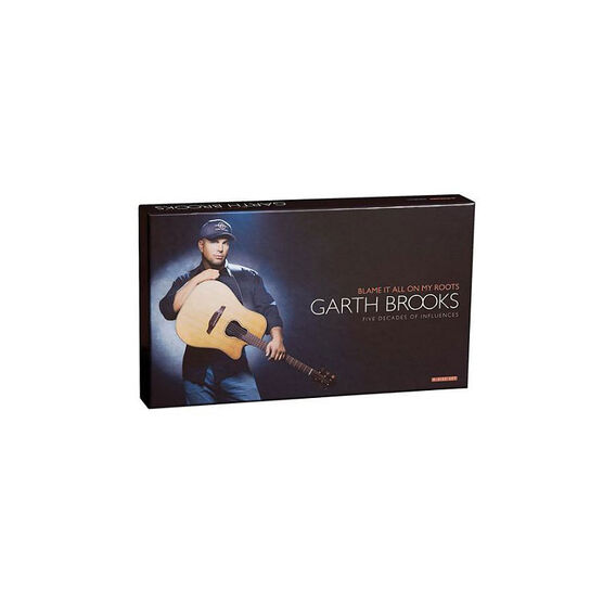 Garth Brooks - Blame It All On My Roots: Five Decades Of Influences Box Set - CD + DVD