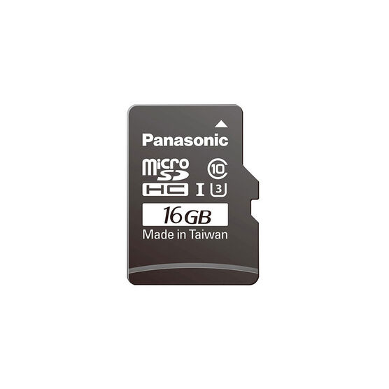 Panasonic 16GB Micro SD Card - RPSMGB16GAK