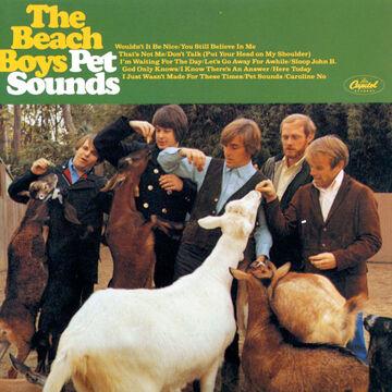 Beach Boys, The - Pet Sounds - Vinyl