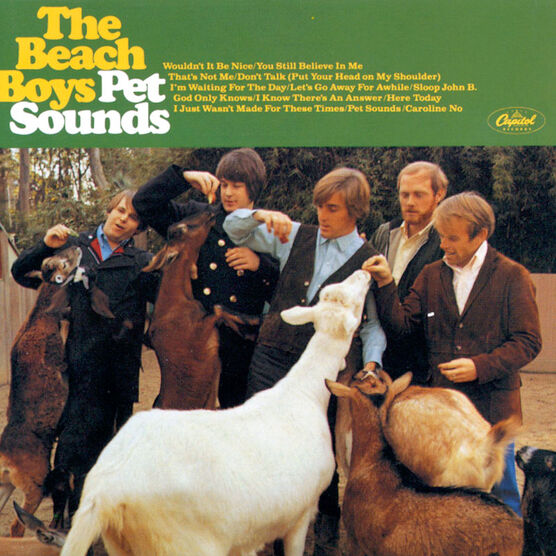 Beach Boys, The - Pet Sounds - Vinyl