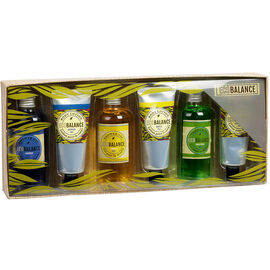 ECOBALANCE Bath & Body Set - 6 piece