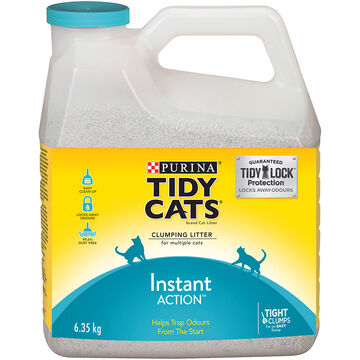 Tidy Cats Instant Action - 6.3kg