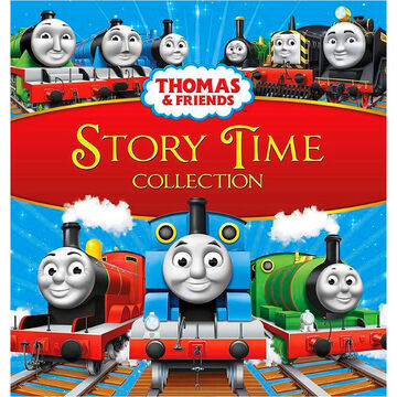 Thomas & Friends Story Time Collection by W. Awdry