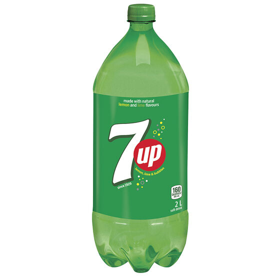 Seven-Up - Lemon-Lime - 2L