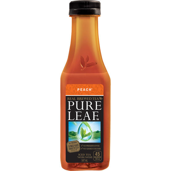 Pure Leaf Tea - Peach - 547ml
