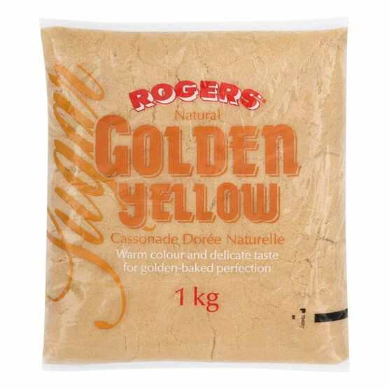 Rogers Golden Yellow Sugar - 1kg