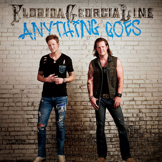 Florida Georgia Line - Anything Goes - CD