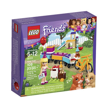 Lego Friends - Party Train