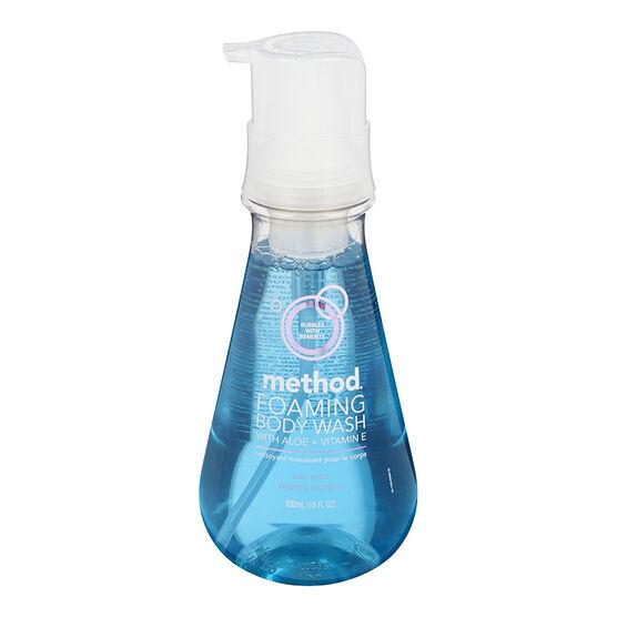 Method Foaming Body Wash - Sea Mist - 532ml