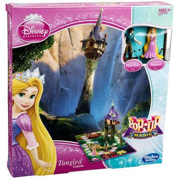Disney Tangled Popup Game