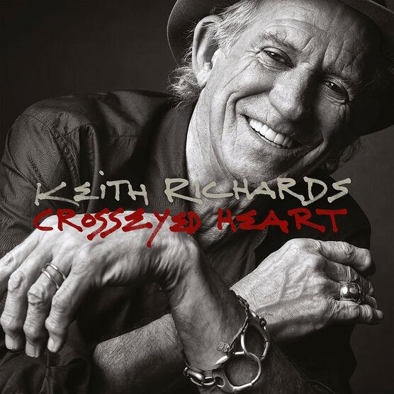 Keith Richards - Crosseyed Heart - 2 LP Vinyl
