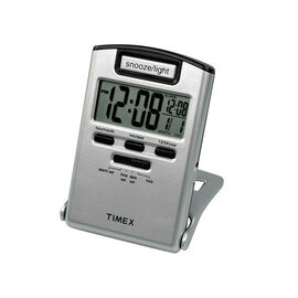 Timex Travel Alarm Clock - 3475T