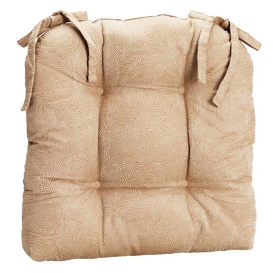 London Drugs Microfibre Embossed Chair Pad