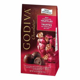 Godiva Gems Milk Chocolate Truffles - 130g