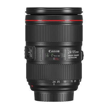 Canon EF 24-105mm F4L IS II USM Lens - 1380C002