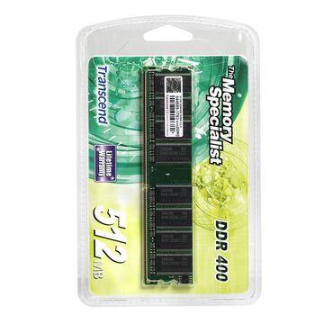 Transcend 512MB PC3200 DDR400 - TS400D-512