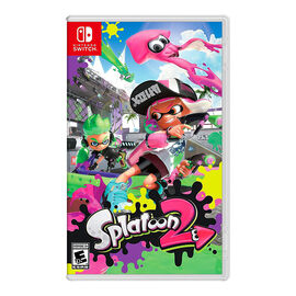 Pre Order: Nintendo Switch Splatoon 2