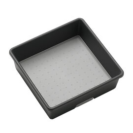 Madesmart Classic Bin - Granite - 6 x 6in