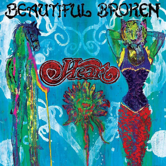 Heart - Beautiful Broken - CD