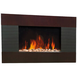 Aspen Wall Mounted Electric FirePlace - A55607